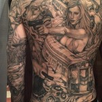 body chicano tattoo