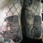 Chicano Tattoo Art Design
