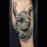 Lama Tattoo