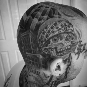 Mexican Lettering Tattoo Designs