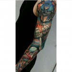 tattoo sleeve transformers