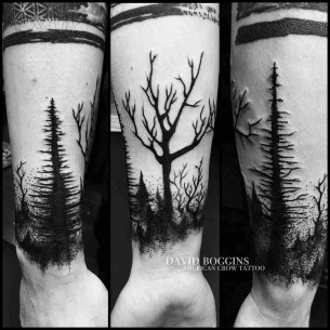 Woods Tattoo