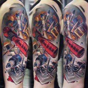 Artistic Tattoo