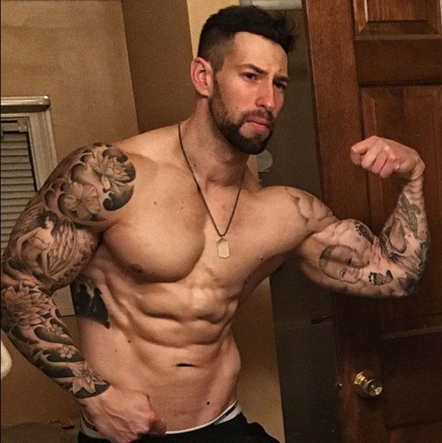 Bicep Tattoo Sleeve at clang_and_bang_
