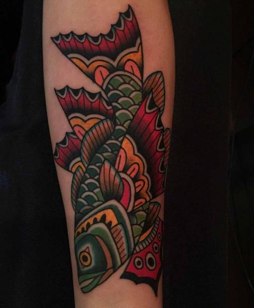 Butterfly Fish Tattoo Best Tattoo Ideas Gallery