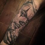 Chicano Tattoo Sleeve