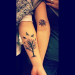 Couple Arm Tattoos