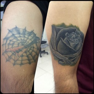 Testa tattoo best tattoo ideas gallery for Dark tattoo cover up