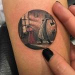 Dostoevski Tattoo
