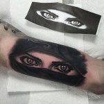 Eyes Tattoo