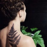 Fern Tattoo