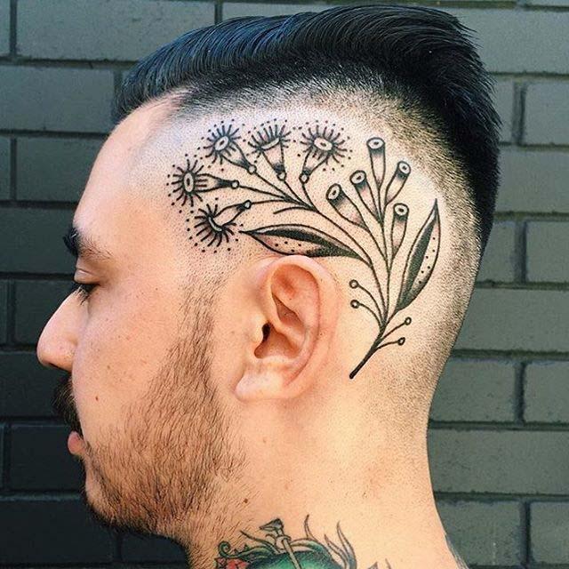 Flowers Tattoo Design