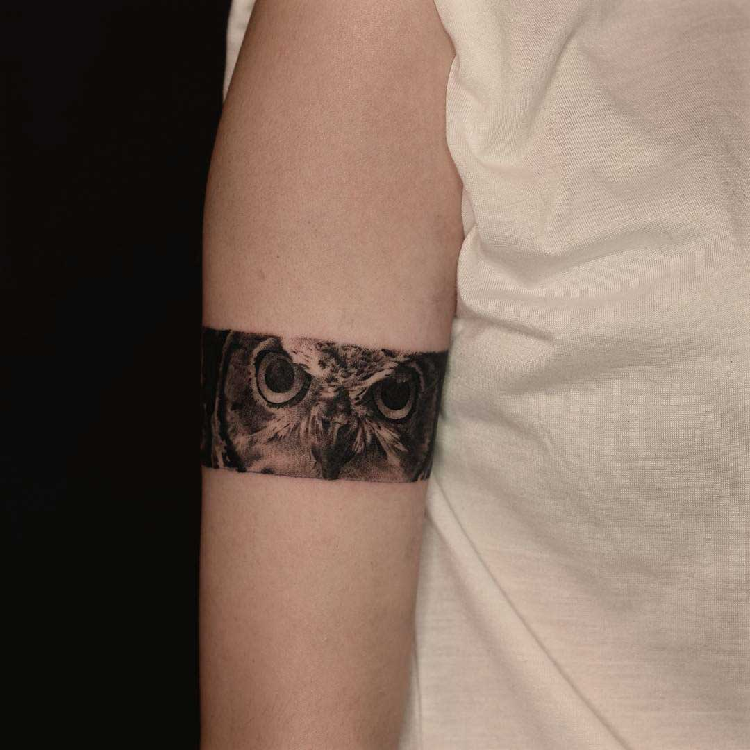 wol eyes tattoo