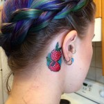 Raspberries Tattoo