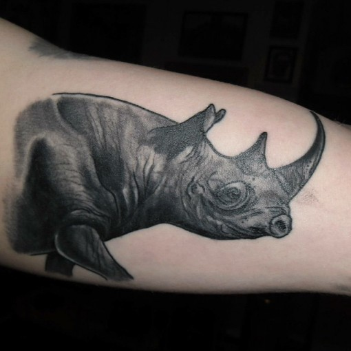 Rhinoceros Tattoo