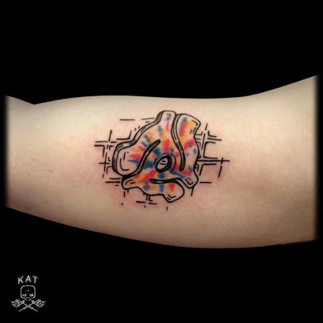 Small Bicep Tattoo