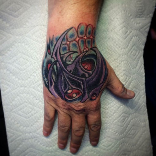 Tattoo Bio Organic