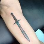 Tattoo Blade