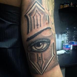 Tattoo Chicano Art