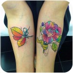 Tattoo Floral Designs