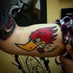 Tattoo Inner Bicep