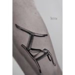 Two Chairs Tattoo