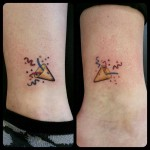 Ankle Small Tattoos