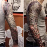 Arm Tattoo Sleeve