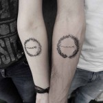 Couple Name Tattoos