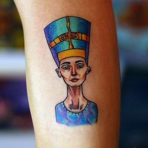 Egyptian Tattoo Art by aedrianvd