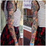 Full Tattoo Sleeve