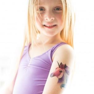 Kid Tattoo Unicorn