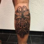 Medieval Art Tattoo