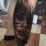 Photo Realistic Tattoo