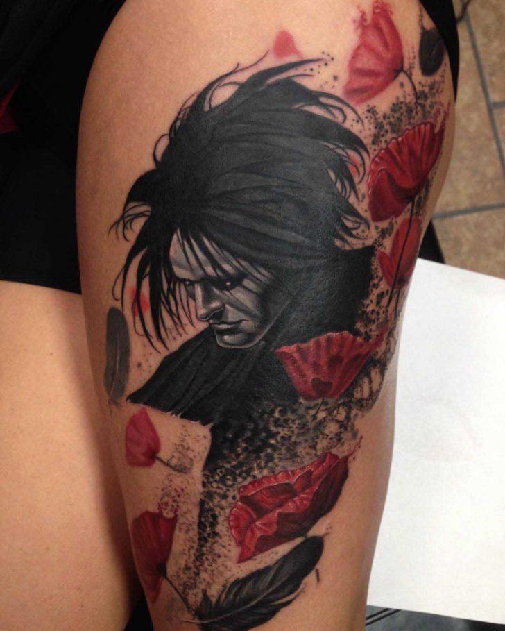 tattoo sandman