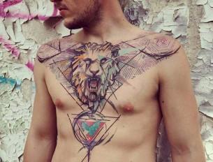 Tattoo Chest