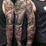 Tattoo Sleeve Design