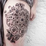 Tattoo Thigh
