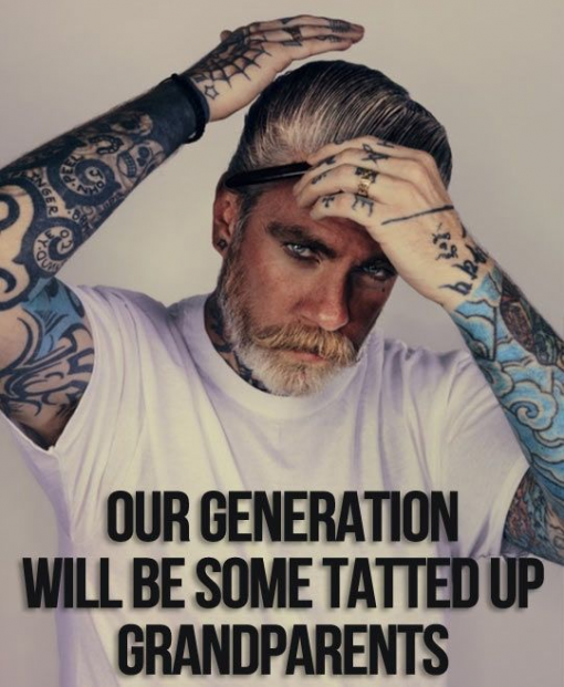 tattoo generation mem