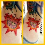 Biggy Bomb Tattoo by tenthirtyonetattoo
