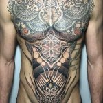 Body Tattoos Dotwork Freehand