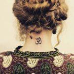 Hindu Tattoo by aliburrni