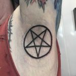 Pentagram Tattoo Design