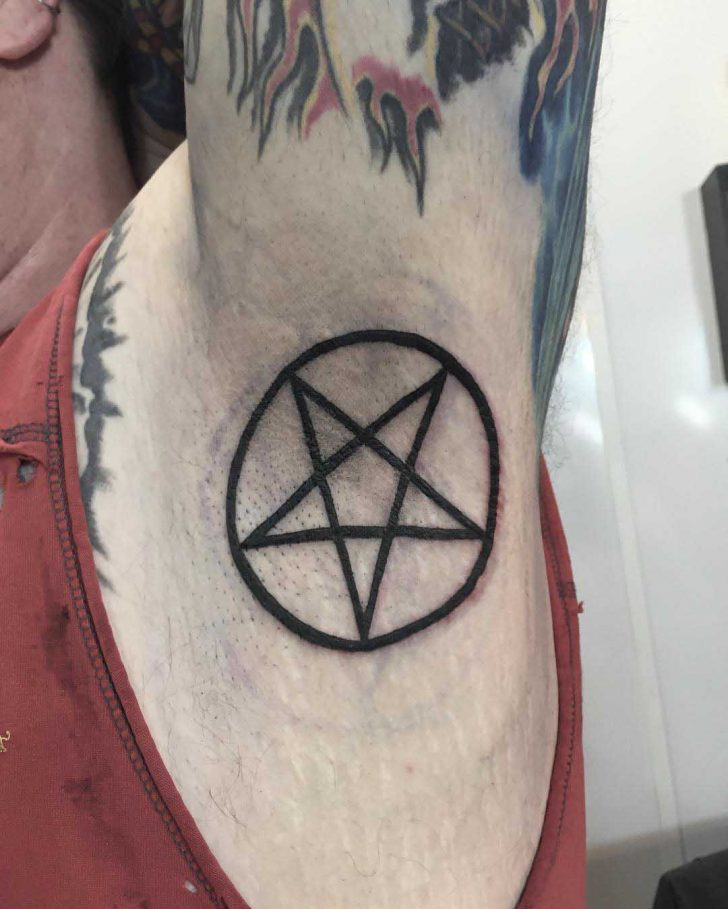 Pentagram Tattoo Design Best Tattoo Ideas Gallery
