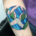 Scottish Symbols Tattoo