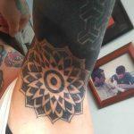 Sleeve To Armpit Tattoo