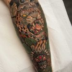 Tattoo Aztec