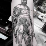 Tattoo Hercules