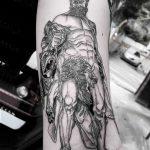 Tattoo Hercules