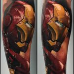 Ironman Tattoo